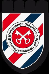 De Slotenwacht Slotenservice Amsterdamis lid van het NSSG